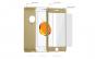 Husa 360 Grade cu geam Huawei Y5 2018, Gold