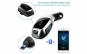 Modulator Bluetooth X7 Car KIt complet HandsFree Wireless FM