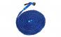 Furtun Extensibil pentru udat gradina ILOGi , 45 M + Pistol de Stropit , Culoare Albastru