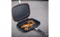 Tigaie antiaderenta dubla grill - 36 cm HomeVero