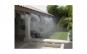 Furtun pulverizare apa sub forma de ceata, 20m - perfect pentru racirea terasei