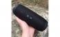 Boxa portabila Charge 3 Reflection Vision®,  varianta mare capacitate baterie 4000 mAh, Negru + Spinner Antistres