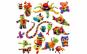 Set creatie tip Bunchems - 400 piese
