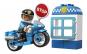 LEGO DUPLO MOTOCICLETA DE POLITIE 10900