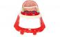 Premergator pentru copii multifunctional cu figurine, MICMAX - ROSU