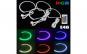 Kit Angel Eyes LED BMW E36 16 culori cu