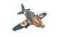 Avion cu elice 25x24 cm Blue, 1043D-1