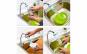 Set 2 capete flexibile pentru robinet