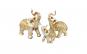 Statueta familie formata din 3 elefanti