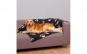 Patura moale pentru catei sau pisici cu model, 100x140 cm