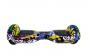 Hoverboard electric, 6.5 inch cu lumini