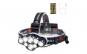 Lanterna de cap Premium cu 8 LED-uri cu Cap Impermeabil,13000 Lm Lumina Alb/Rosie Ideala Camping Ciclism Pescuit Alergat