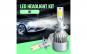 C6H7 - Set 2 Becuri Auto cu led H7 + set becuri W5WT10 pozitii Cadou !
