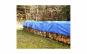 Prelata albastra impermeabila, 4 x 6 m