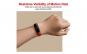 Bratara Fitnes Smartband BiTec-M3, bluetooth, display OLED, IP67, Ritm cardiac, ceas, notificari, pedometru,aplicatii, Rosu