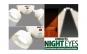 Becuri pivotante LED cu senzor