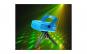Proiector laser cu stele miscatoare si joc de lumini