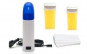 Kit Complet Epilare Incalzitor 2 x Ceara