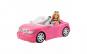 Papusa Barbie cu masina decapotabila