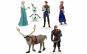 Set figurine jucarie Frozen - Regatul de Gheata