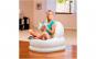 Fotoliu - scaun gonflabil alb sau verde