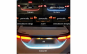 Banda portbagaj auto, LED, cu 4 functii