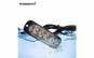 Stroboscoape 4 LED, lumina galbena
