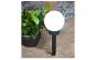 Lampa solara Glob Alb 27 cm