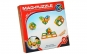 Puzzle magnetic 3D - 20 piese