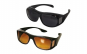 Casti wireless + modulator + ochelari