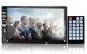 Video Player auto 7`` 2DIN MP5 - Touchscreen, Bluetooth, USB, DVD Universal