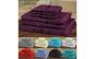 Set 6 prosoape din bumbac Pakistanez densitate 400 grame