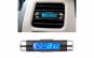 Termometru + ceas digital,iluminat,auto