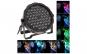 Proiector PAR, Joc De Lumini, 54 x 3W LED RGB Disco