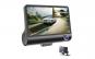 Camera auto tripla: fata, spate, interior, design tip monitor, 4 inch, Full HD