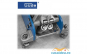Cric hidraulic 2.5 Tone GRH 2 5 460 AL