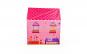 Cort casuta roz,utilizare interior/exter