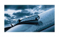 Stergator / Set stergatoare parbriz SKODA Rapid 2012-prezent ( sofer + pasager ) ART50