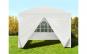 Pavilion de gradina, 3x3 m, 4 pereti