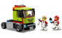 LEGO CITY TRANSPORTOR DE BARCA DE CURSE