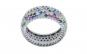 Inel dama argint 925 Multicolor