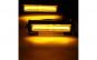 Set 2 lampi avertizare galbene, 316 COB