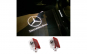 Holograma auto cu led pentru Mercedes