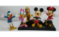 Set 5 Figurine - Mickey, Minnie, Daisy, Donald Duck si Pluto