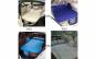 Saltea gonflabila pentru masina/exterior