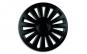 Set capace roti 15` negre luxury