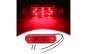 Set 4 lampi gabarit,12v-24v ,9 smd rosii