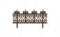 Set 10 bucati Gard decorativ pentru curte sau gradina