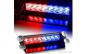 Stroboscop LED auto HB-803C, 6 moduri, rosu si albastru