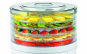 Deshidrator alimente cu 4 tavi detasabile, putere 250 W, termostat reglabil